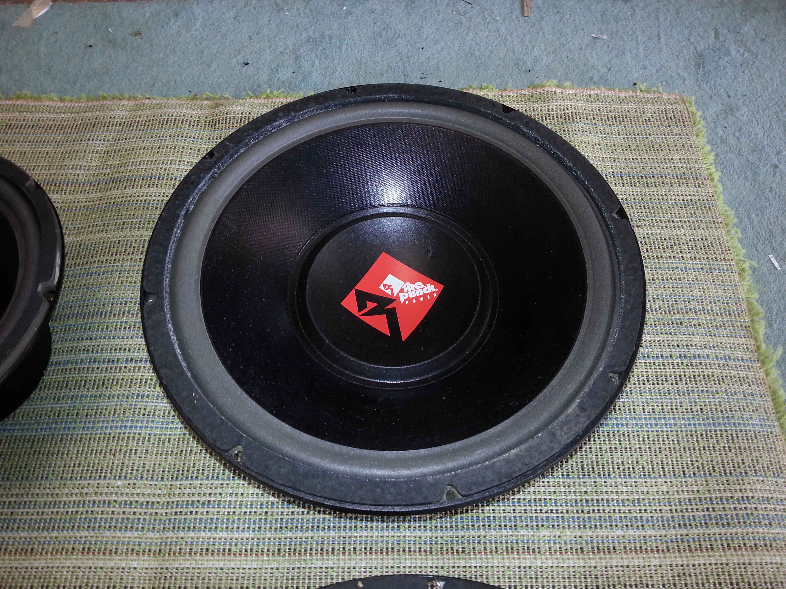 Retro Car Audio Speakers Rockford Fosgate Hx2 12 Ts To Jl W6 Series 1 Subs Weve Refoamed Them All So Dont Hesitate Contact Us If You Wish Give Your Cherished A New