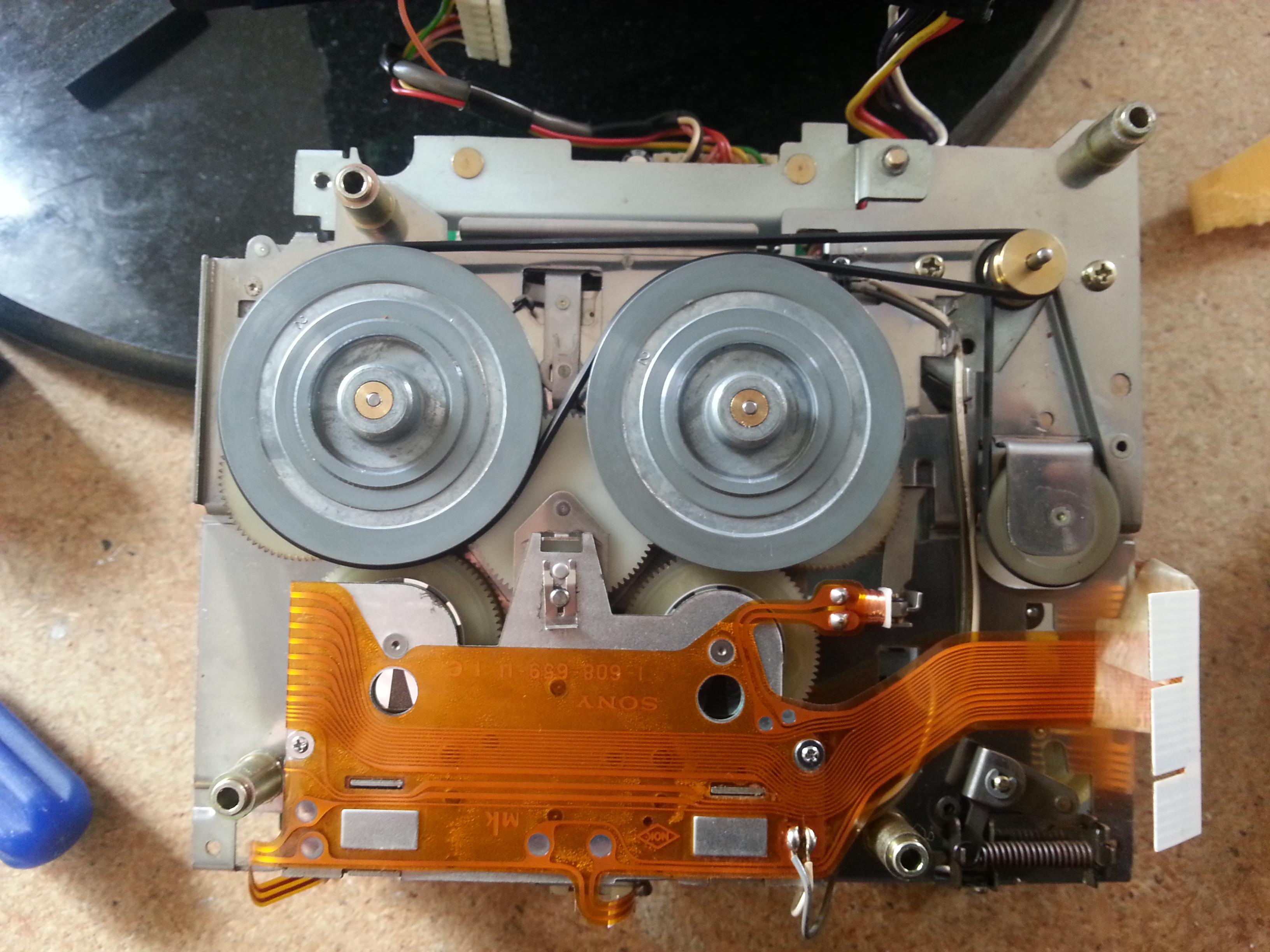Car audio repair service