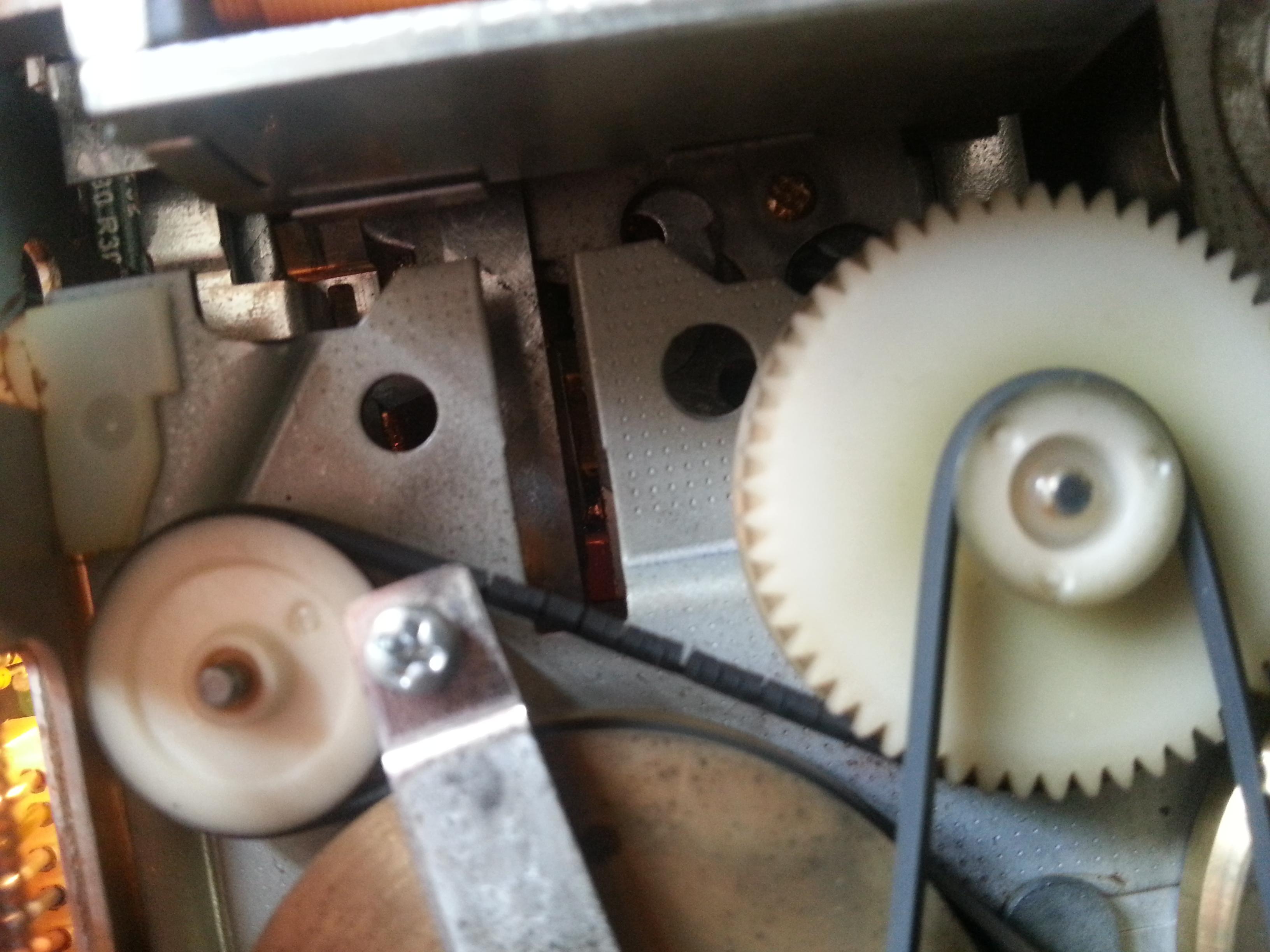 Car audio repair