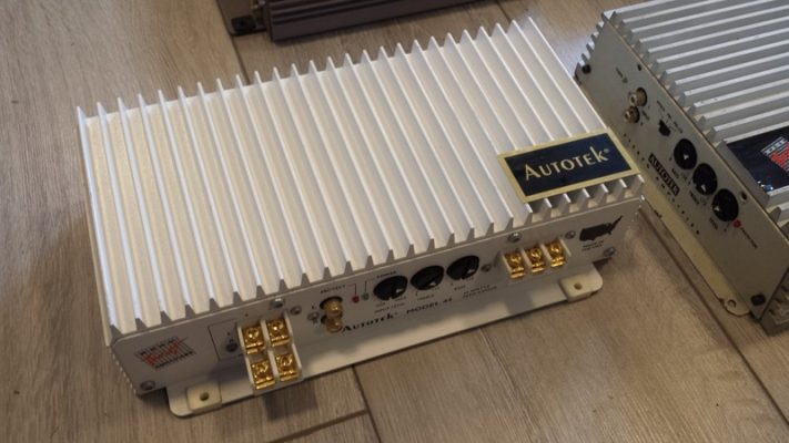 Autotek model 44 The Mean Machine