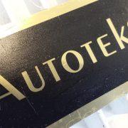 Autotek Bass thrust